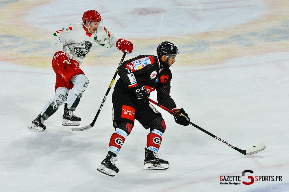 Hockey Sur Glace Amiens Vs Cergy Kevin Devigne Gazettesports 82