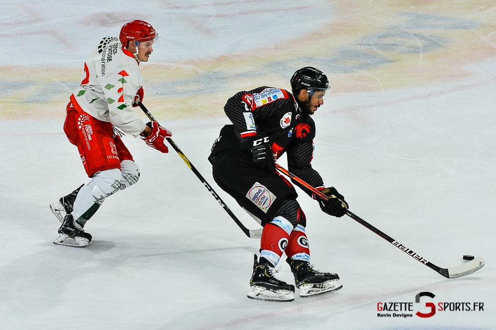 Hockey Sur Glace Amiens Vs Cergy Kevin Devigne Gazettesports 83