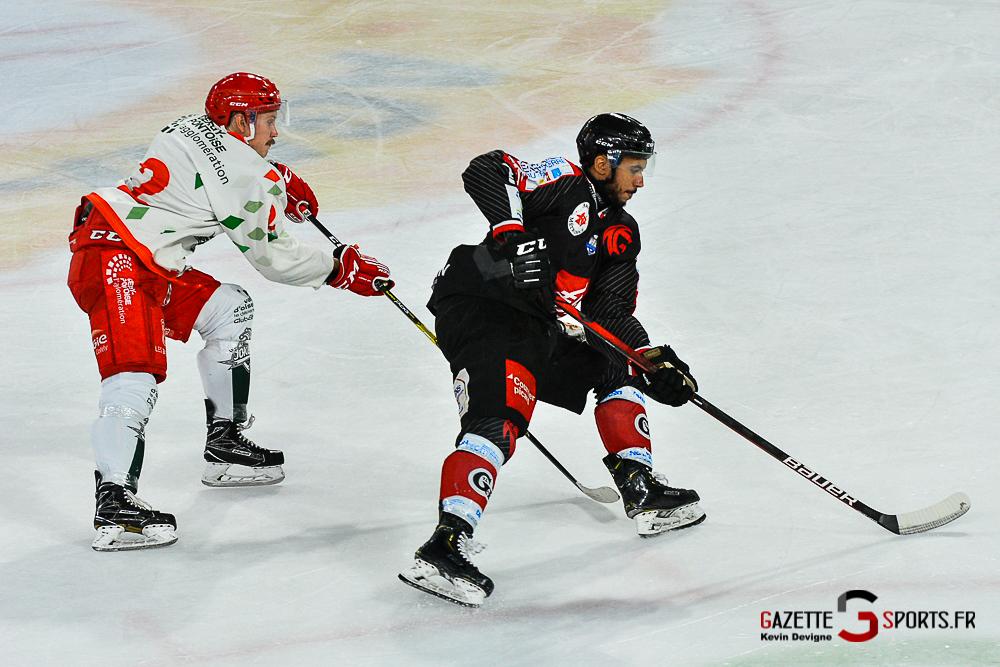 Hockey Sur Glace Amiens Vs Cergy Kevin Devigne Gazettesports 84