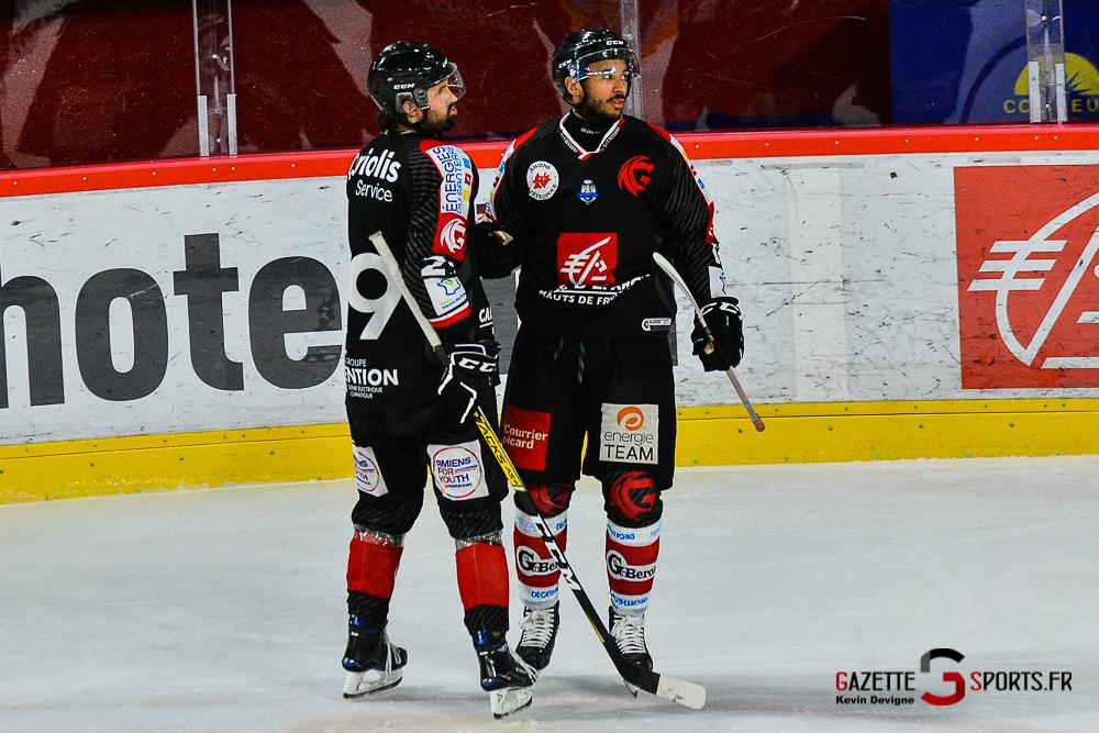Hockey Sur Glace Amiens Vs Cergy Kevin Devigne Gazettesports 86