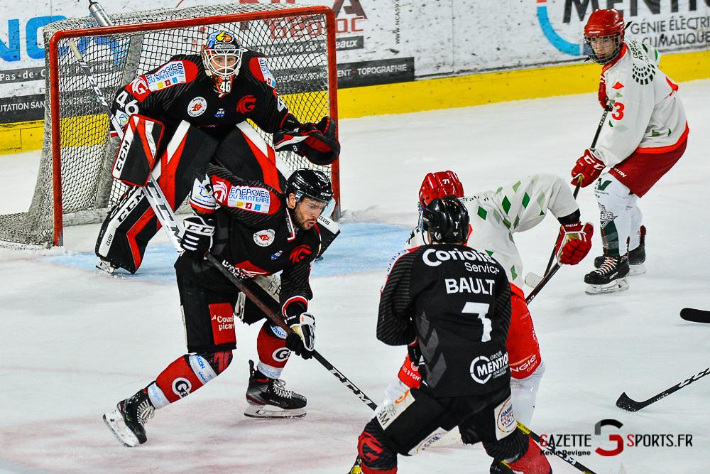 Hockey Sur Glace Amiens Vs Cergy Kevin Devigne Gazettesports 88