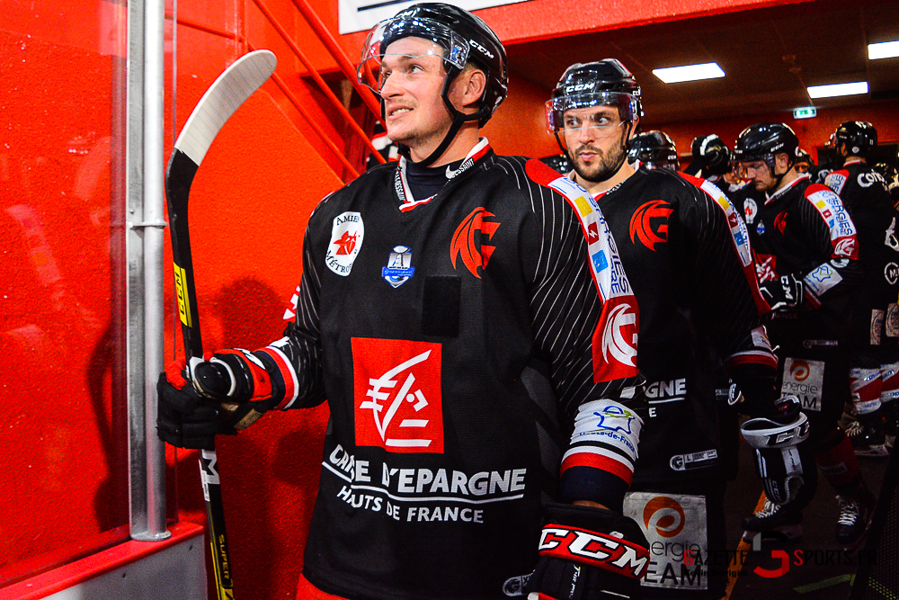 Hockey Sur Glace Amiens Vs Cergy Kevin Devigne Gazettesports 94