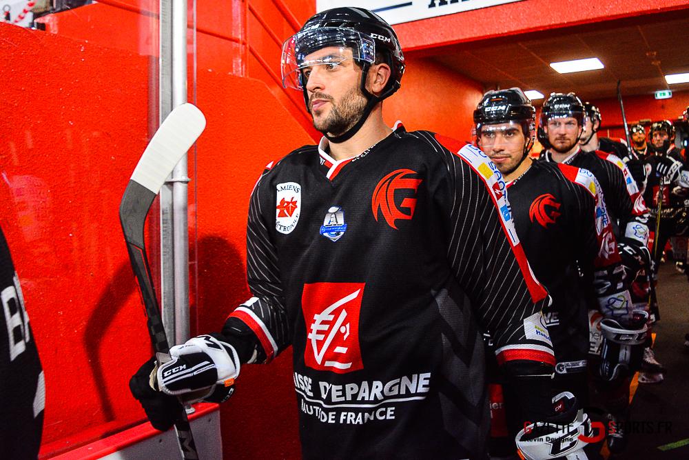 Hockey Sur Glace Amiens Vs Cergy Kevin Devigne Gazettesports 95