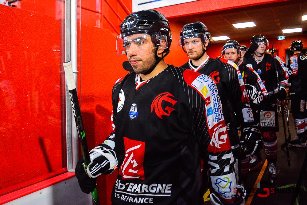 Hockey Sur Glace Amiens Vs Cergy Kevin Devigne Gazettesports 96