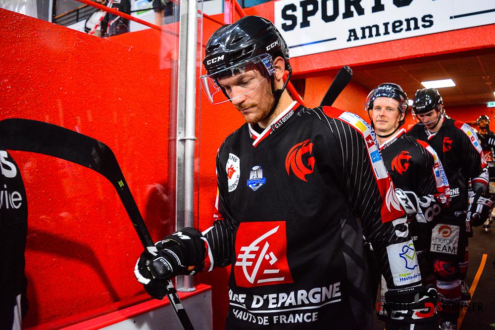 Hockey Sur Glace Amiens Vs Cergy Kevin Devigne Gazettesports 97