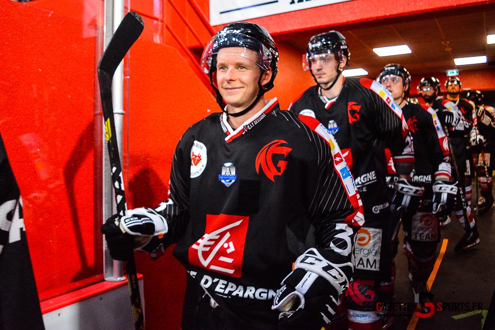 Hockey Sur Glace Amiens Vs Cergy Kevin Devigne Gazettesports 98