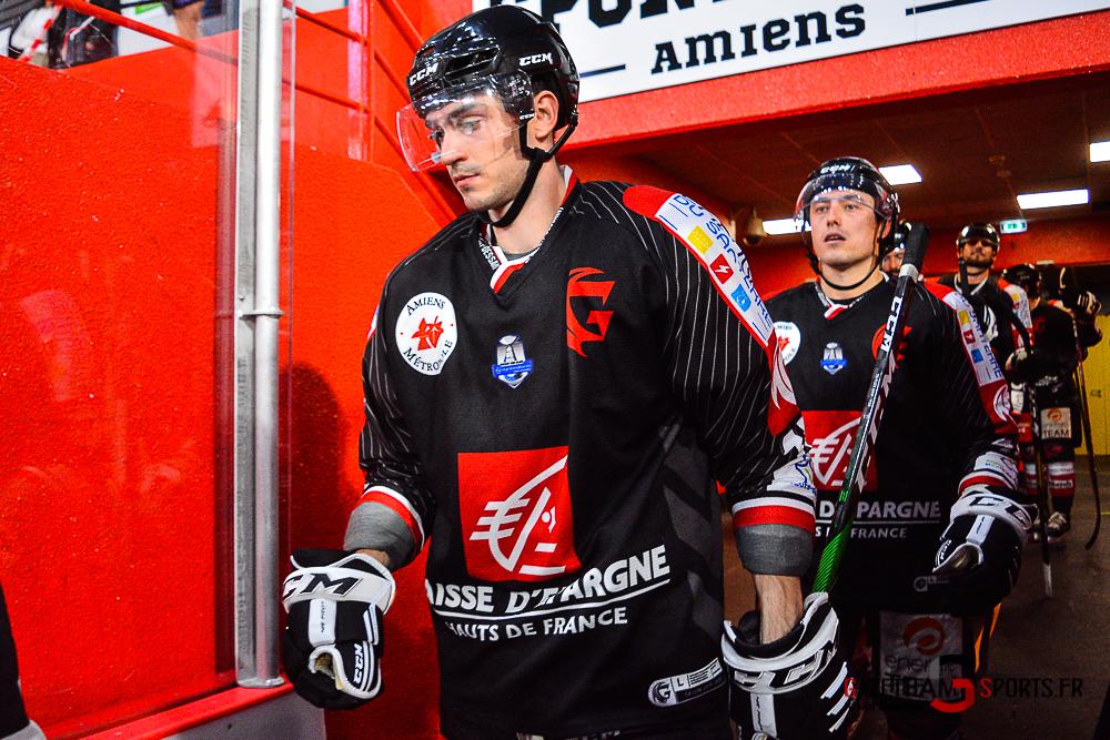 Hockey Sur Glace Amiens Vs Cergy Kevin Devigne Gazettesports 99