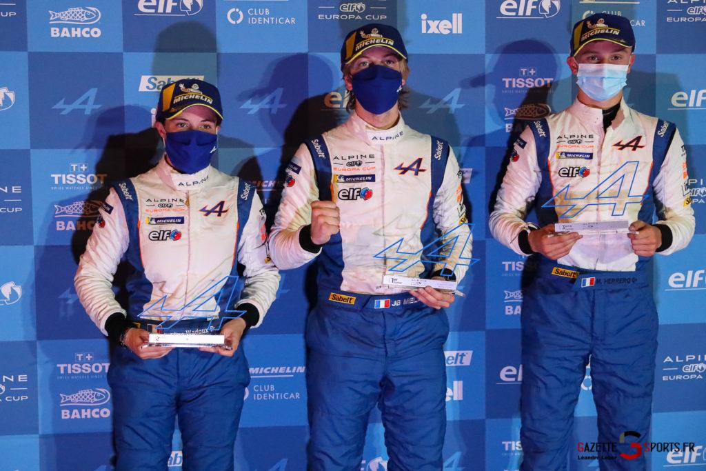12092020 Alpine Elf Europa Cup Autosport Gp Nevers Magny Cours Lilou Wadoux 0074 Leandre Leber Gazettesports