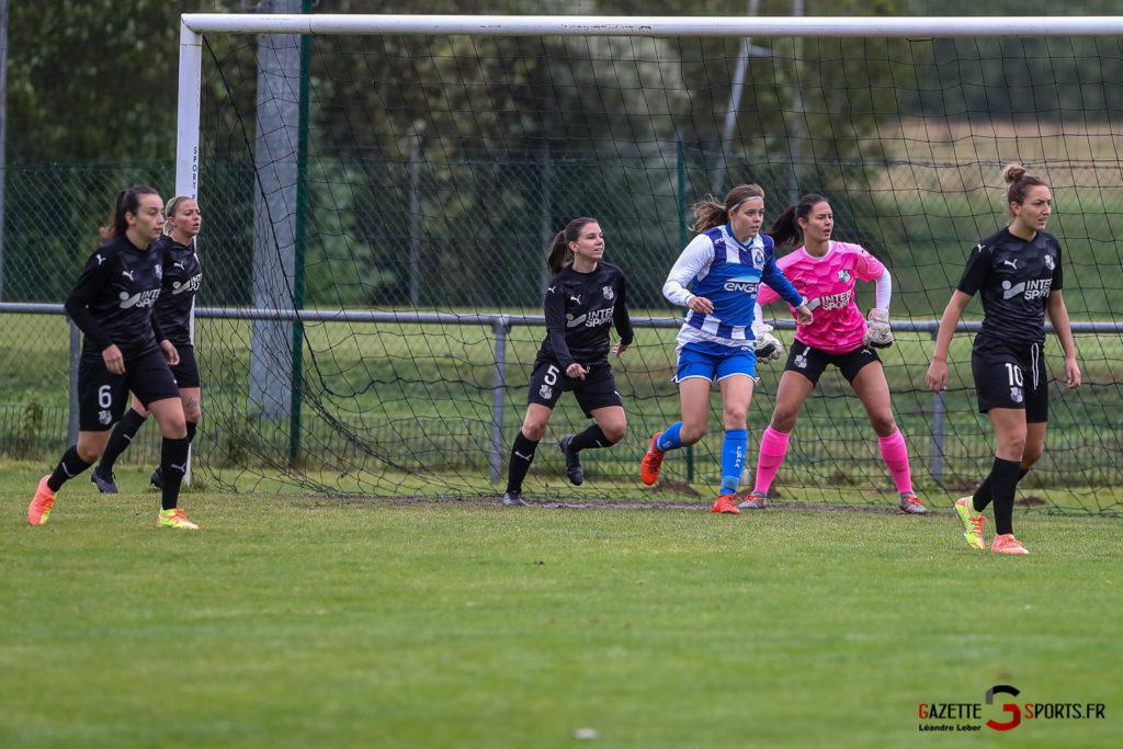 27092020 Football Feminin Porto F Vs Asc F 0015 Leandre Leber Gazettesports