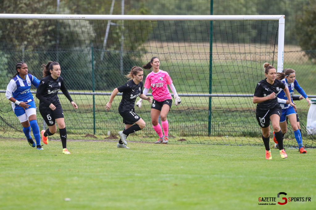 27092020 Football Feminin Porto F Vs Asc F 0017 Leandre Leber Gazettesports