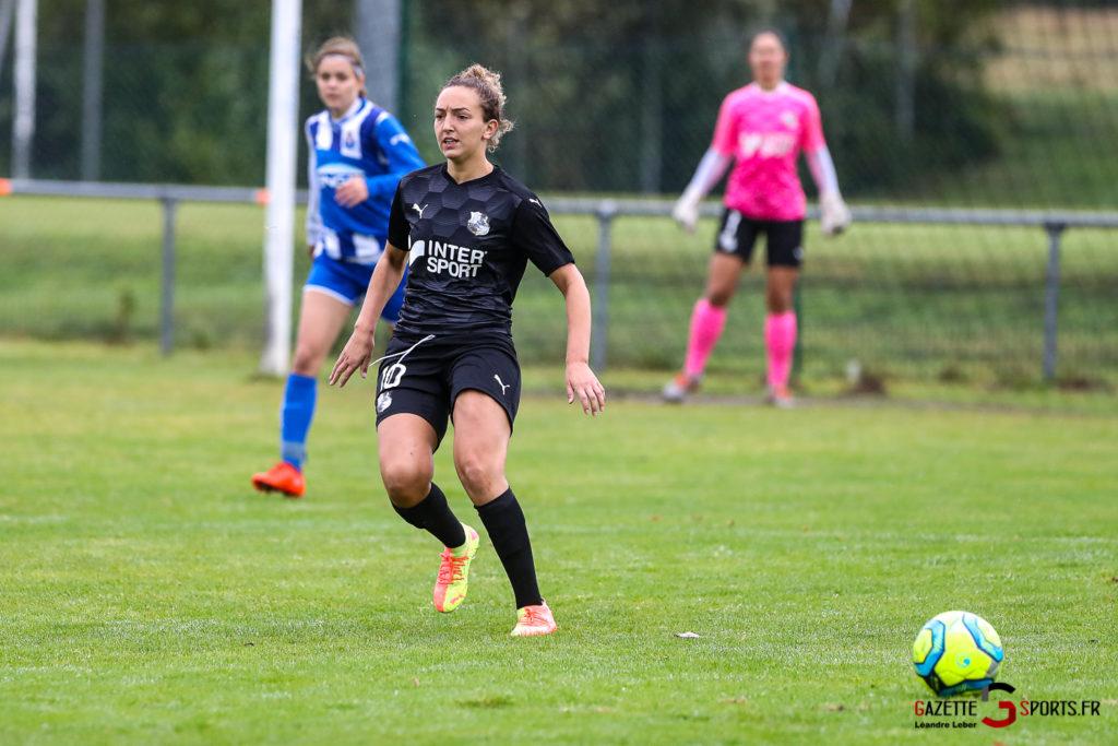 27092020 Football Feminin Porto F Vs Asc F 0022 Leandre Leber Gazettesports