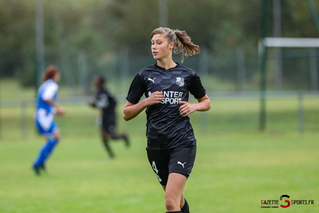 27092020 Football Feminin Porto F Vs Asc F 0026 Leandre Leber Gazettesports