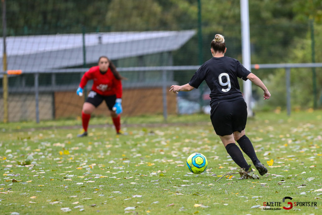 27092020 Football Feminin Porto F Vs Asc F 0049 Leandre Leber Gazettesports