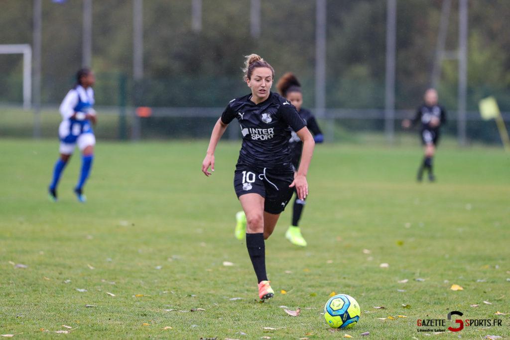 27092020 Football Feminin Porto F Vs Asc F 0077 Leandre Leber Gazettesports