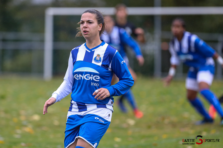 27092020 Football Feminin Porto F Vs Asc F 0085 Leandre Leber Gazettesports
