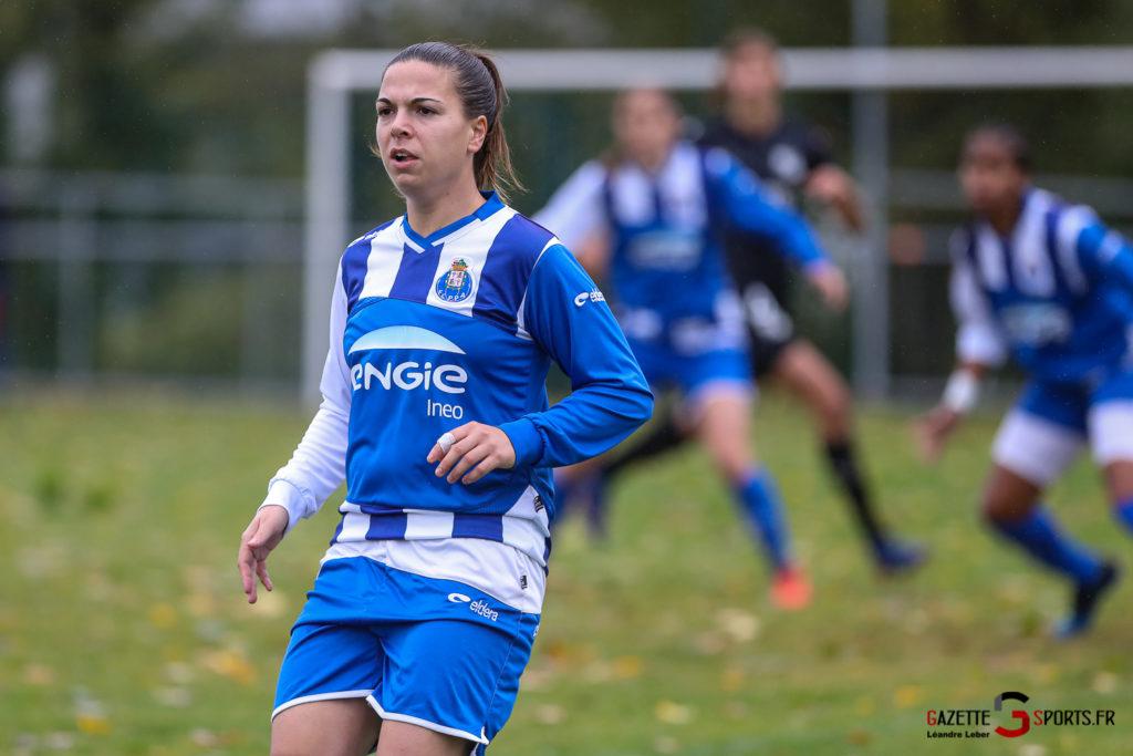 27092020 Football Feminin Porto F Vs Asc F 0086 Leandre Leber Gazettesports