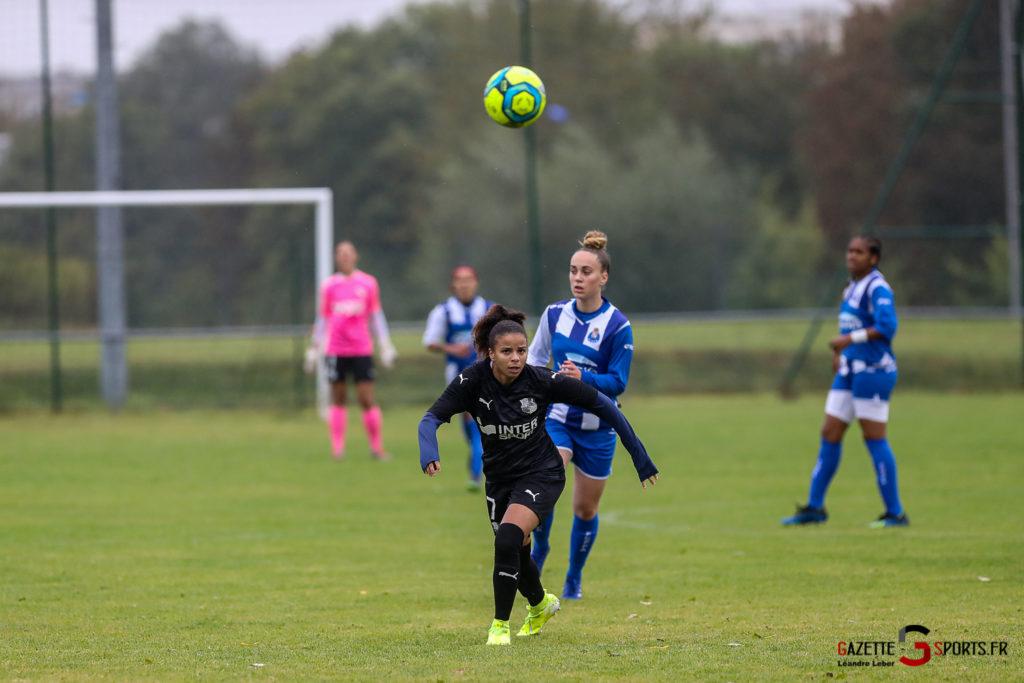 27092020 Football Feminin Porto F Vs Asc F 0095 Leandre Leber Gazettesports