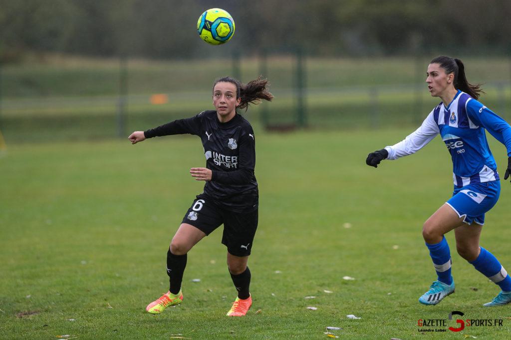 27092020 Football Feminin Porto F Vs Asc F 0102 Leandre Leber Gazettesports
