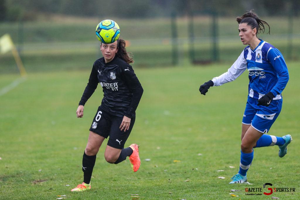 27092020 Football Feminin Porto F Vs Asc F 0104 Leandre Leber Gazettesports