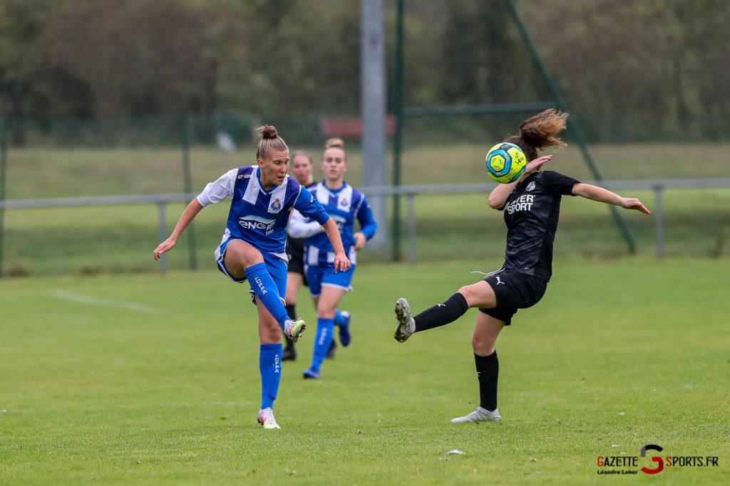 27092020 Football Feminin Porto F Vs Asc F 0110 Leandre Leber Gazettesports