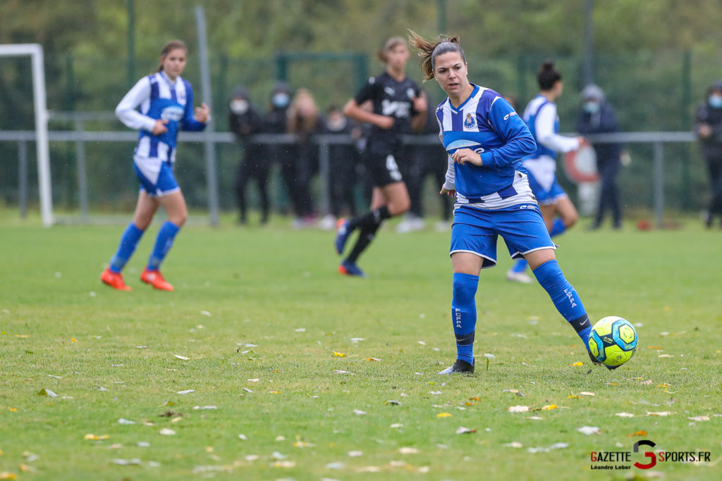 27092020 Football Feminin Porto F Vs Asc F 0114 Leandre Leber Gazettesports