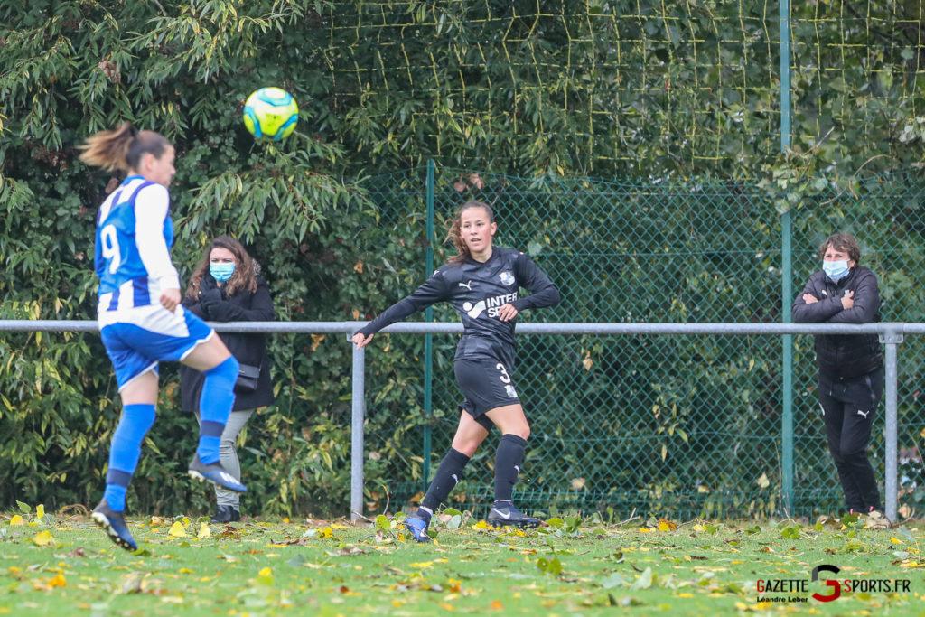 27092020 Football Feminin Porto F Vs Asc F 0152 Leandre Leber Gazettesports