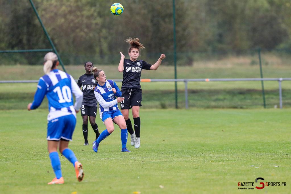 27092020 Football Feminin Porto F Vs Asc F 0163 Leandre Leber Gazettesports