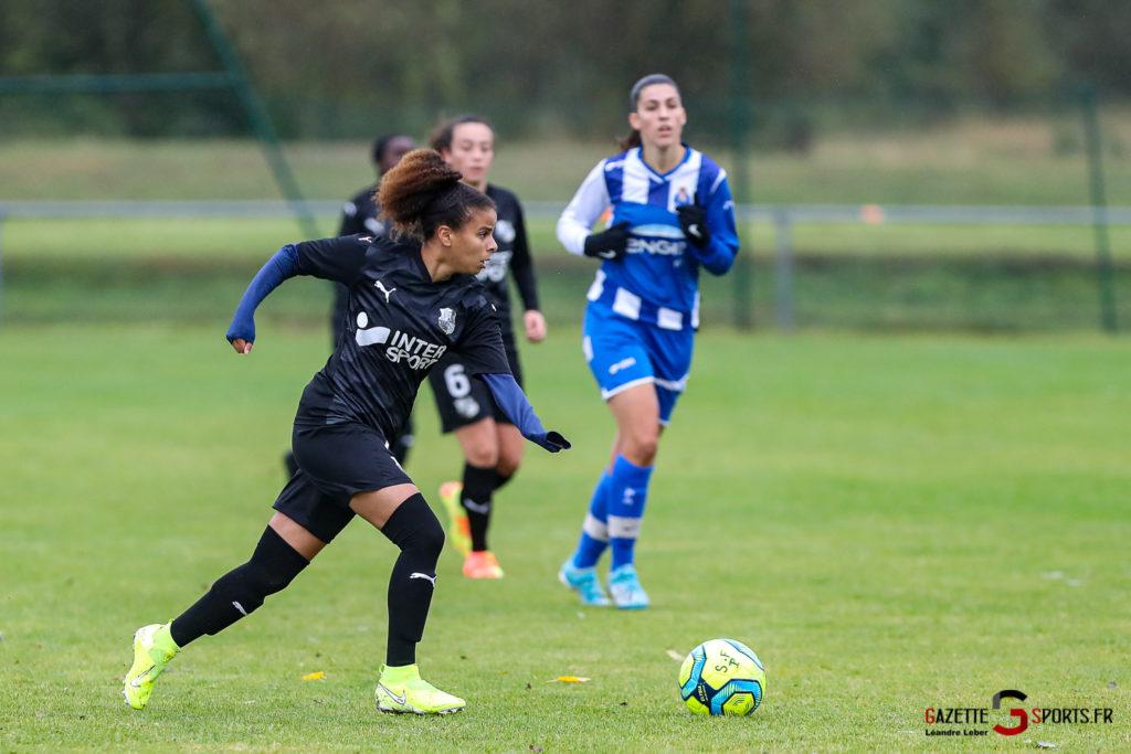 27092020 Football Feminin Porto F Vs Asc F 0173 Leandre Leber Gazettesports