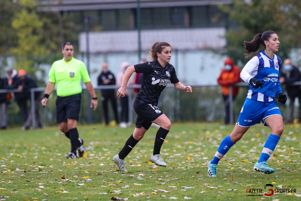 27092020 Football Feminin Porto F Vs Asc F 0210 Leandre Leber Gazettesports
