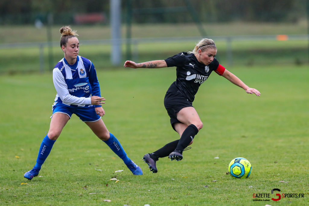 27092020 Football Feminin Porto F Vs Asc F 0254 Leandre Leber Gazettesports