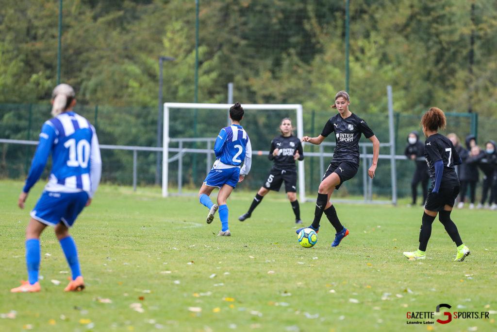 27092020 Football Feminin Porto F Vs Asc F 0272 Leandre Leber Gazettesports