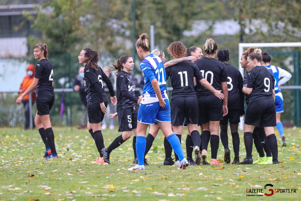 27092020 Football Feminin Porto F Vs Asc F 0321 Leandre Leber Gazettesports