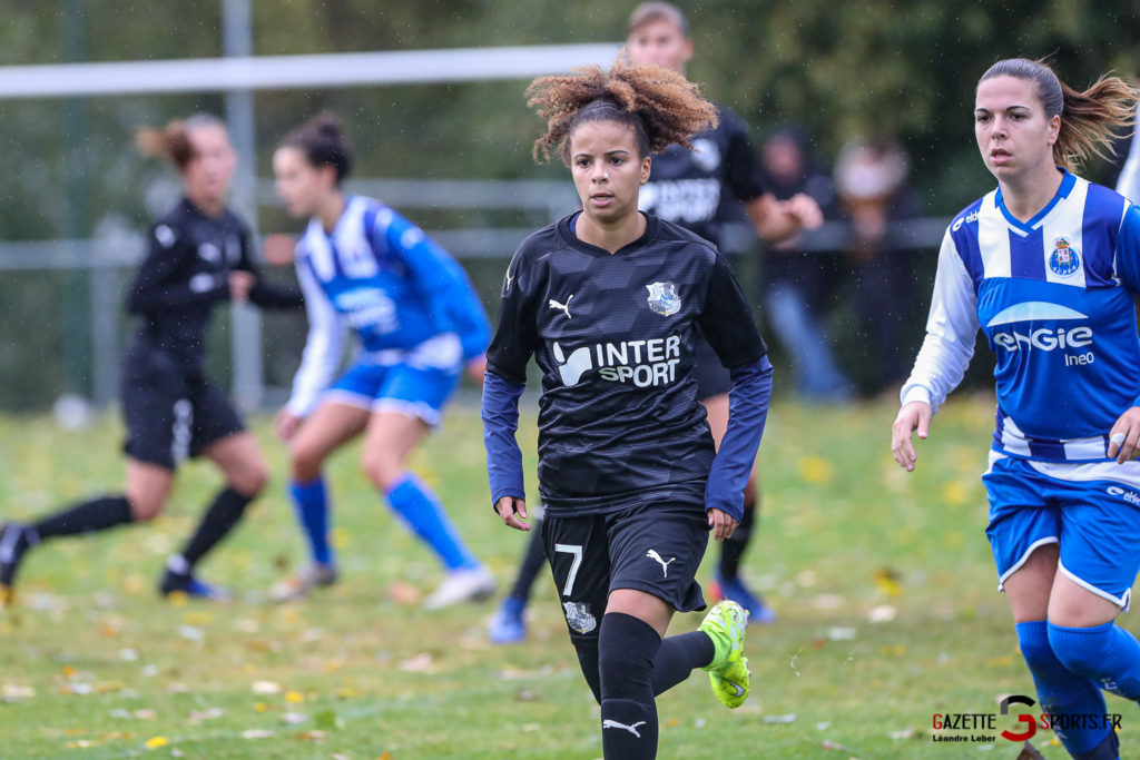 27092020 Football Feminin Porto F Vs Asc F 0389 Leandre Leber Gazettesports