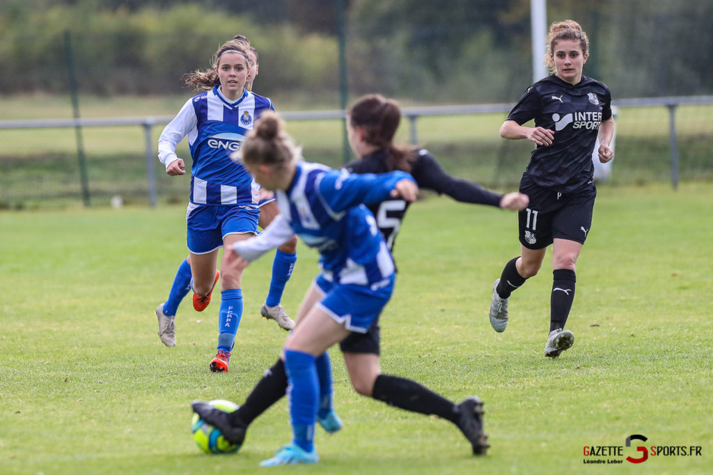 27092020 Football Feminin Porto F Vs Asc F 0455 Leandre Leber Gazettesports