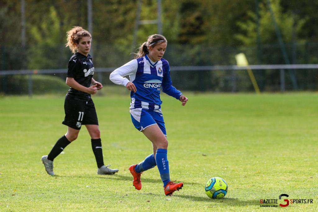 27092020 Football Feminin Porto F Vs Asc F 0508 Leandre Leber Gazettesports