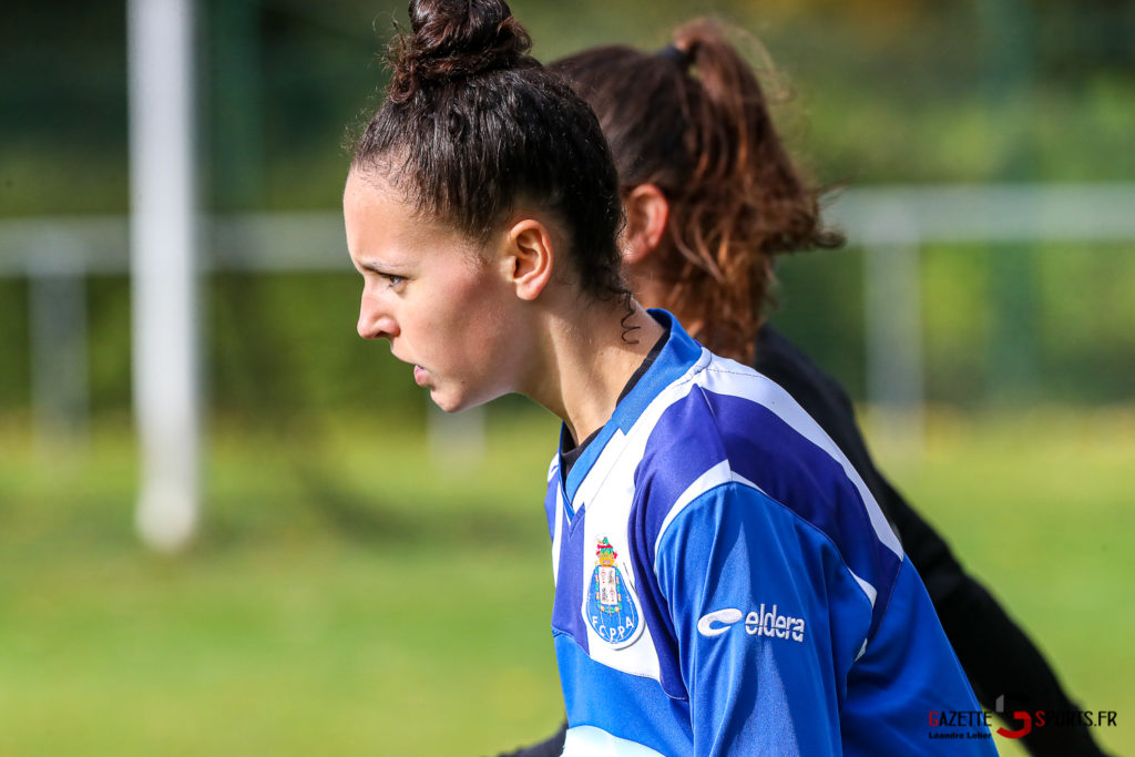 27092020 Football Feminin Porto F Vs Asc F 0519 Leandre Leber Gazettesports