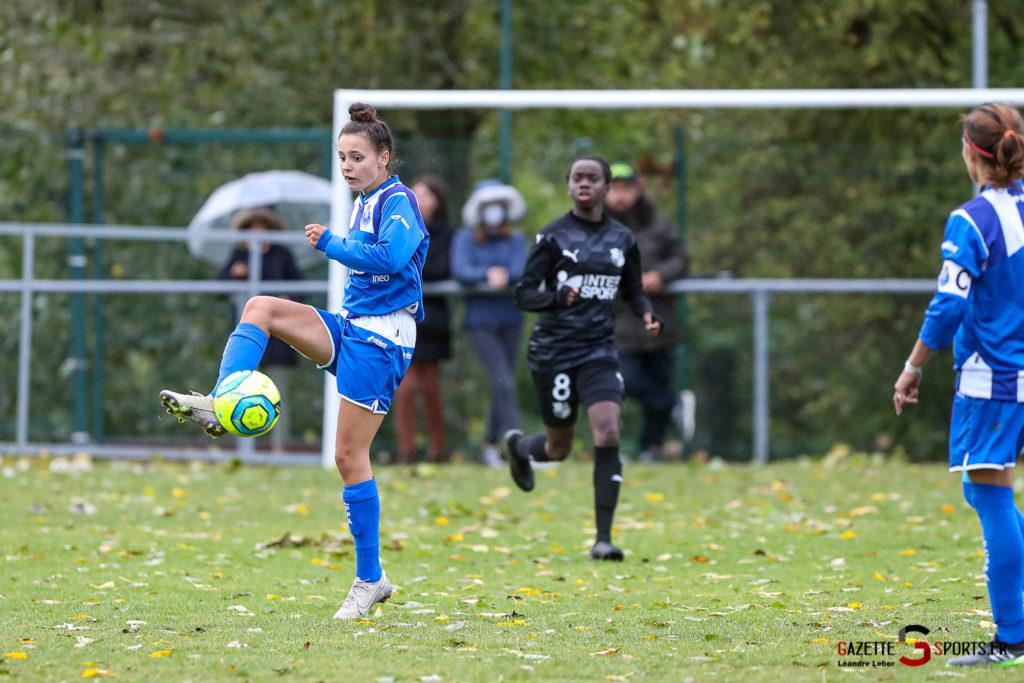 27092020 Football Feminin Porto F Vs Asc F 0579 Leandre Leber Gazettesports