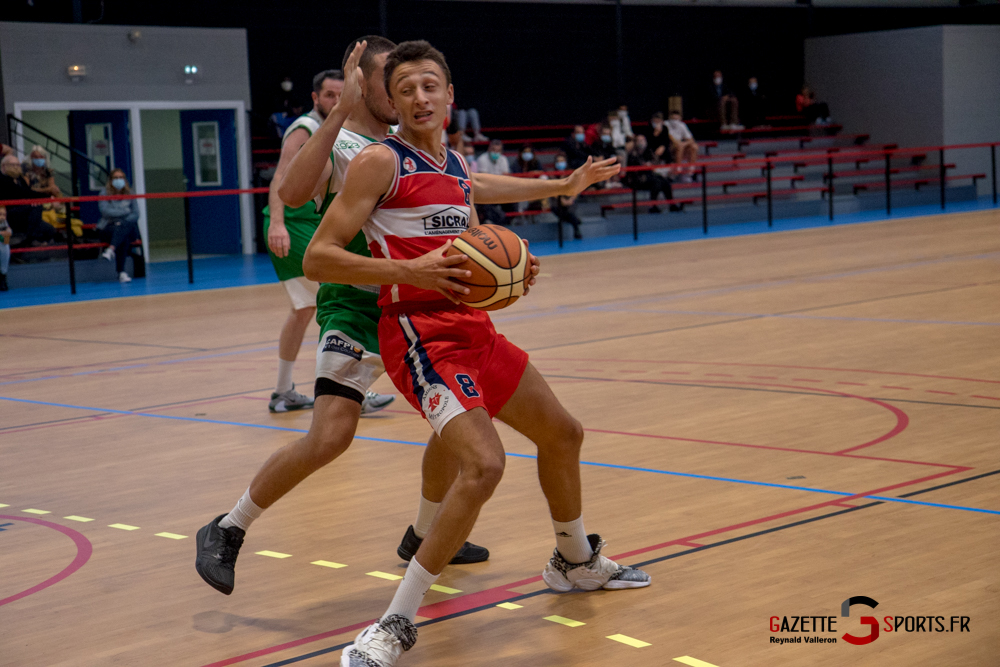 Basketball Ascbb Vs Longueau (reynald Valleron) (18)