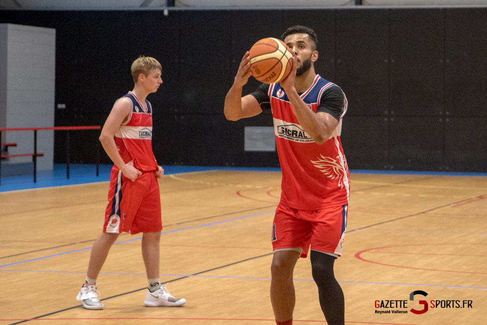 Basketball Ascbb Vs Longueau (reynald Valleron) (30)