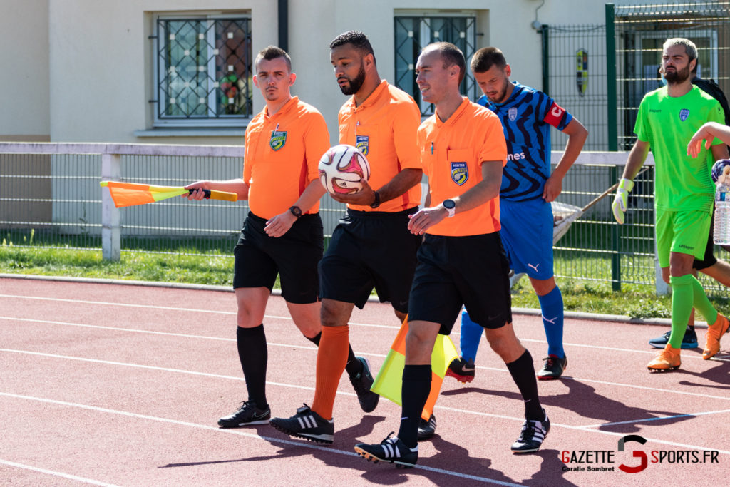 Football Us Camon Vs Gravelines Gazettesports Coralie Sombret