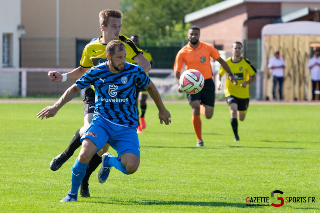 Football Us Camon Vs Gravelines Gazettesports Coralie Sombret 11
