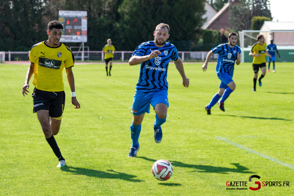 Football Us Camon Vs Gravelines Gazettesports Coralie Sombret 12