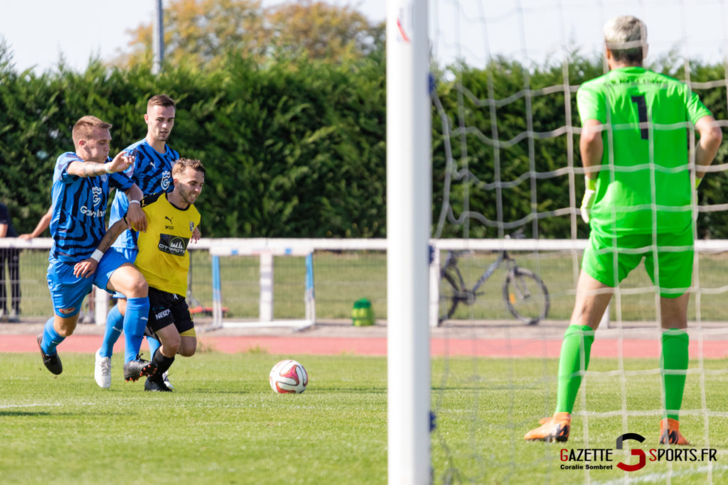 Football Us Camon Vs Gravelines Gazettesports Coralie Sombret 14