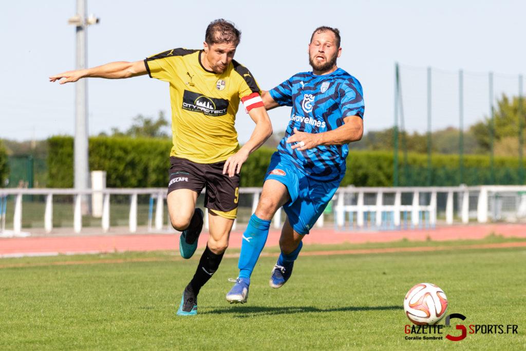 Football Us Camon Vs Gravelines Gazettesports Coralie Sombret 24