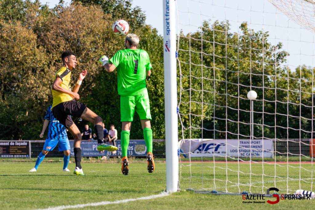 Football Us Camon Vs Gravelines Gazettesports Coralie Sombret 25