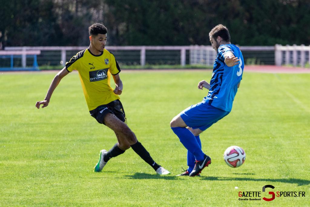 Football Us Camon Vs Gravelines Gazettesports Coralie Sombret 5