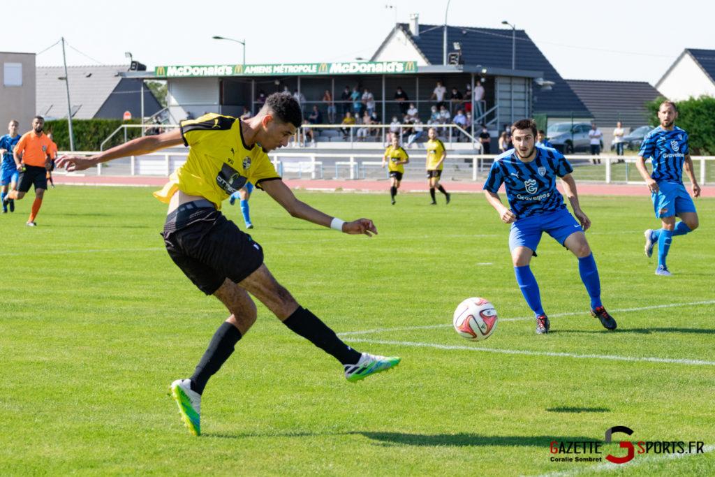 Football Us Camon Vs Gravelines Gazettesports Coralie Sombret 7