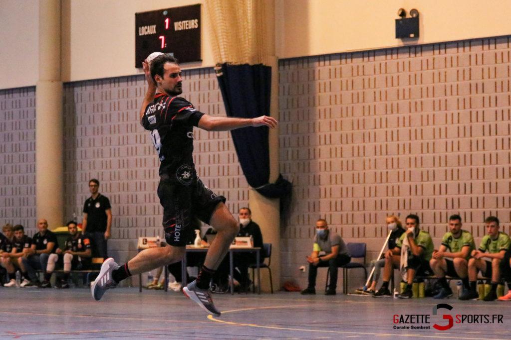 Handball Aph Vs Rennes Gazettesports Coralie Sombret