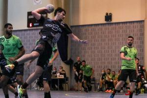 Handball Aph Vs Rennes Gazettesports Coralie Sombret 11