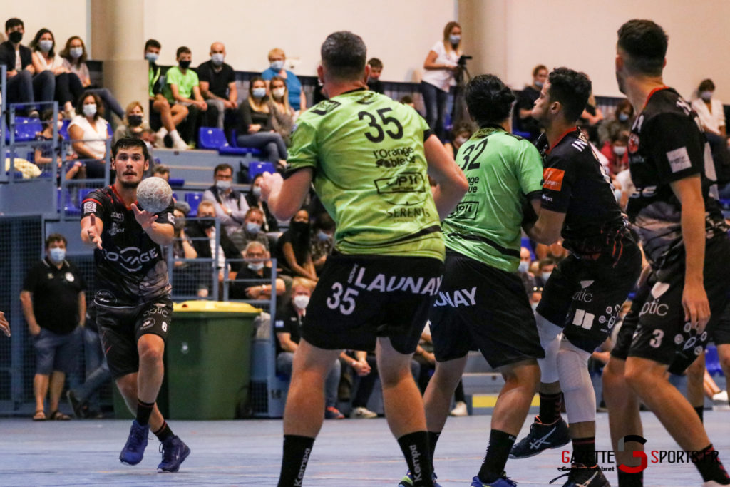 Handball Aph Vs Rennes Gazettesports Coralie Sombret 16
